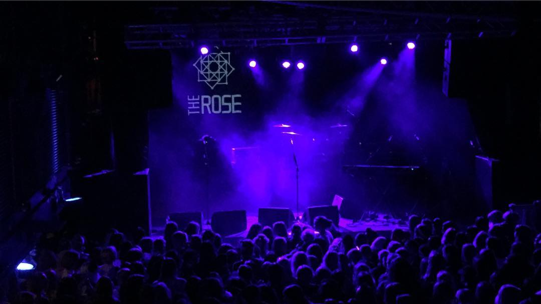 HI @official_therose ILY.<br /> The concert was amazing !...