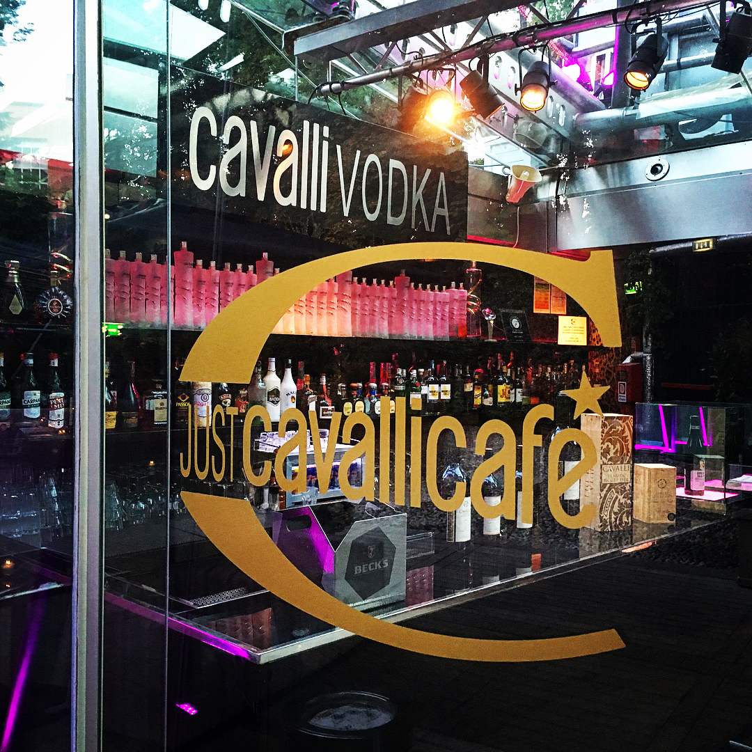 Very nice place - Just Cavalli Cafe Milan