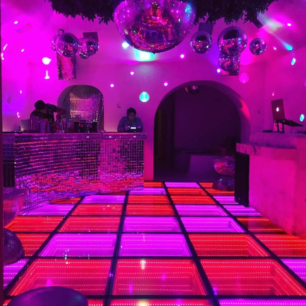 The dance-floor is ready for you. Keep calm and party lik...