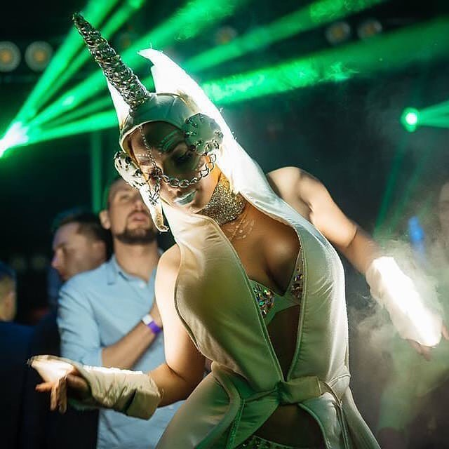 Kiev Heaven Night Club - If you want to live in Kiev unti...