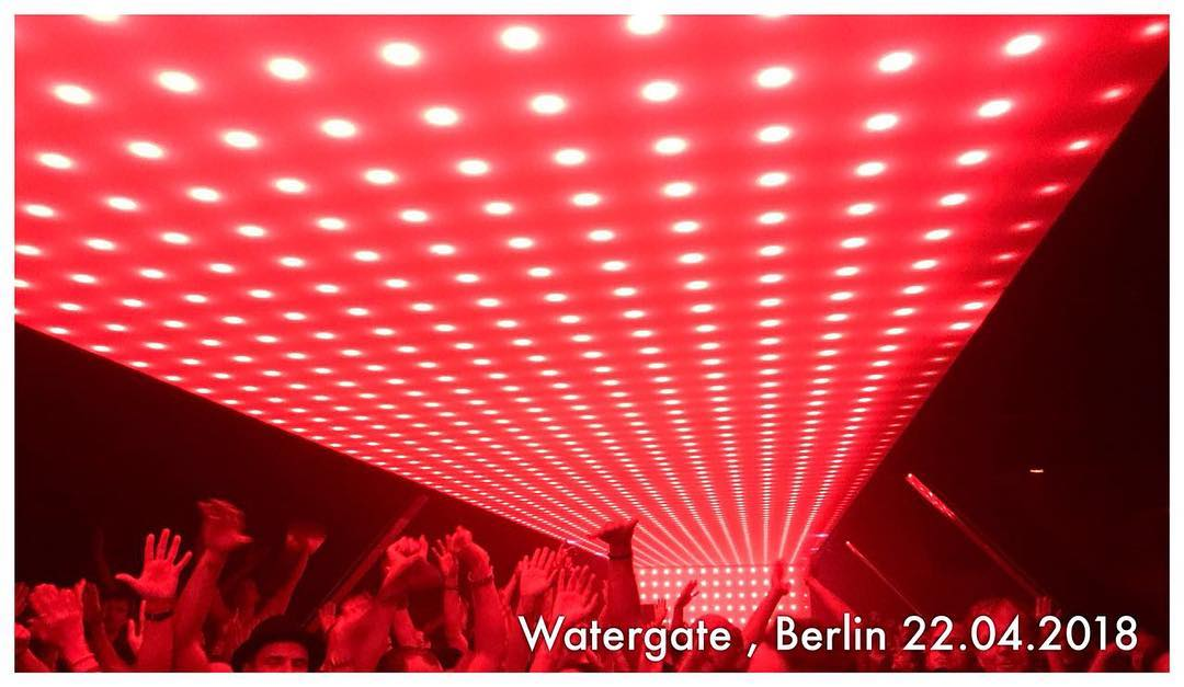 That was an incredible night and day @watergate.club.offi...