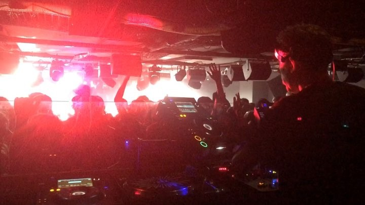 Flashback to my set at Rex Club in Paris last weekend. Hu...