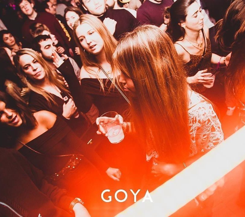 Nothing but GOOD VIBES @goyasocialclub  Join is...