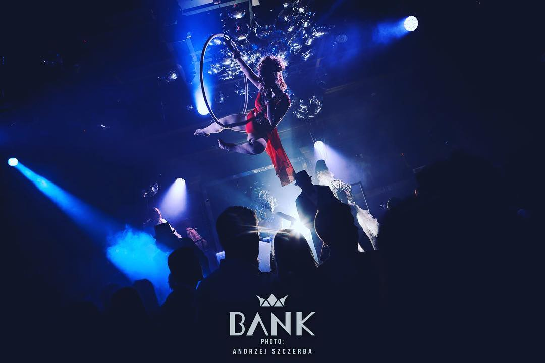 Last saturday @bankclubpl<br /> @exclusivenightagency Bir...
