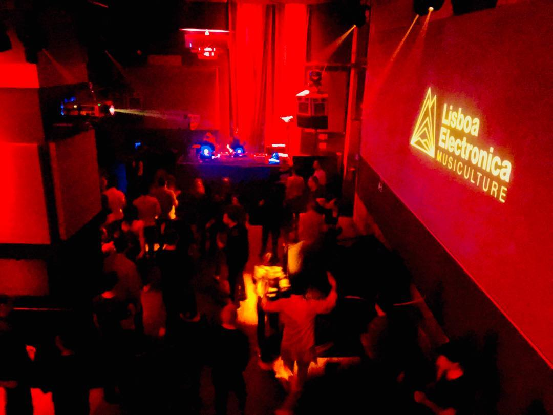 First Night of Lisboa Electronica has been started in the...