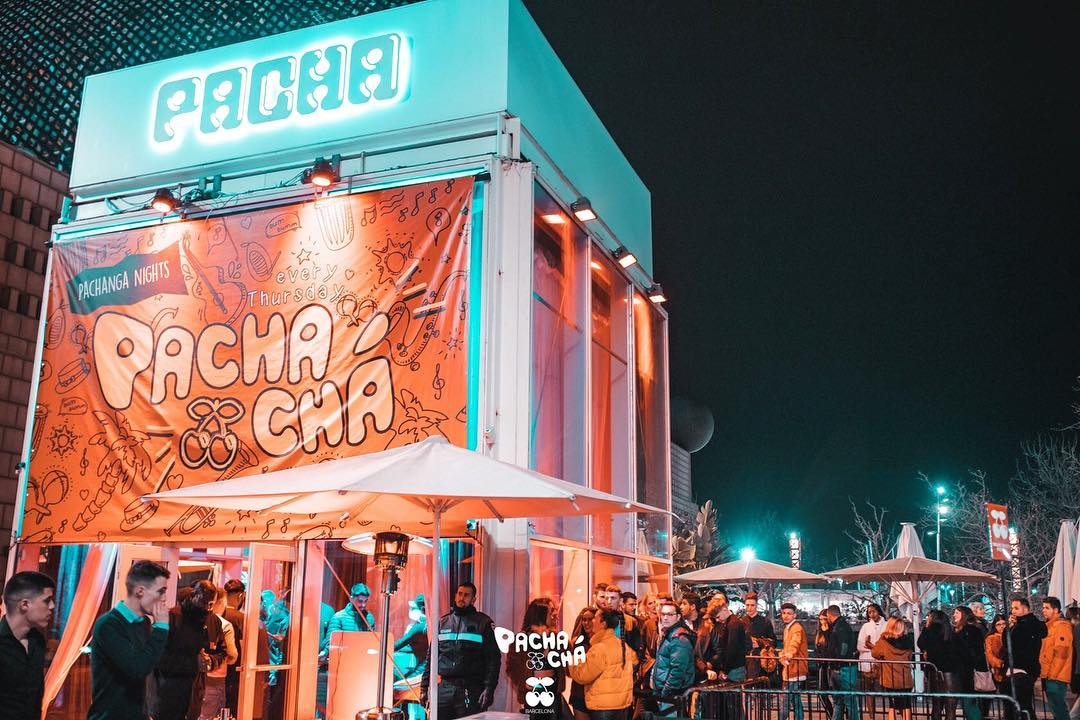 Enjoy the fashion party @Pacha_ChaBarcelona with us tonig...