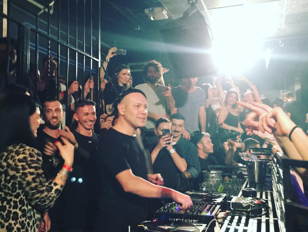 Happy Birthday @marcocarola @ @goaclubrome