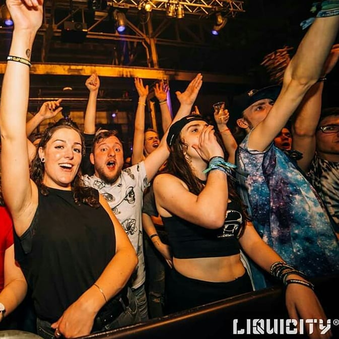 Pictures from Liquicity at Westerunie.