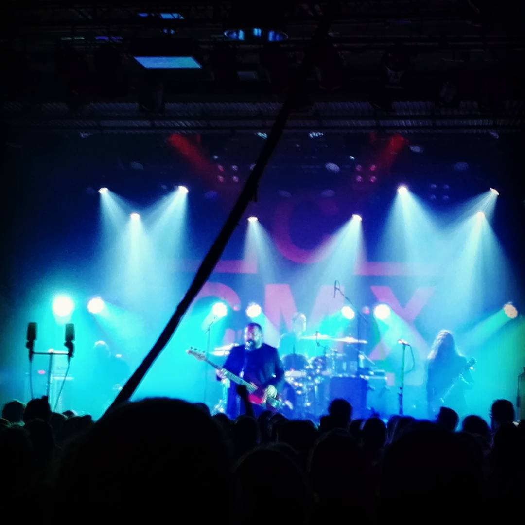 CMX, Tavastia Club Helsinki. Great gig, thank's!